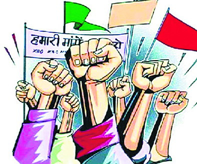 सिंघु बॉर्डर पर आज प्रदर्शन करेगा खेत मजदूर संगठन