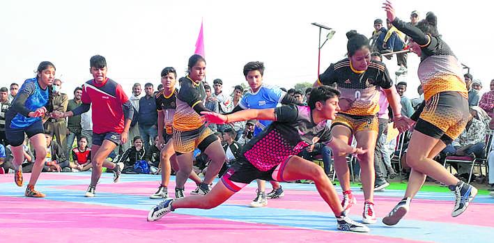 बहादुरगढ़ की टीम ने नोएडा को दी मात