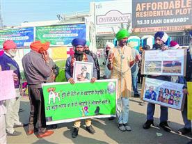 किसानों ने सड़क के साथ सोशल मीडिया पर खड़ा किया आंदोलन