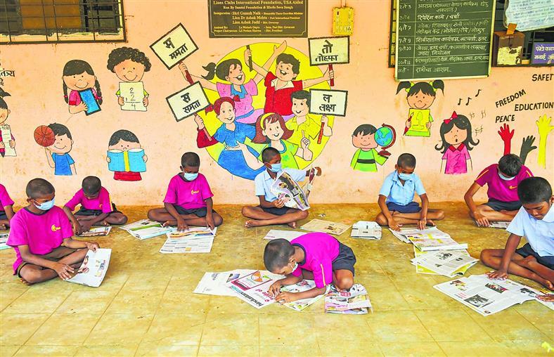 अभिनव पहल से दूर होंगे शैक्षणिक संकट