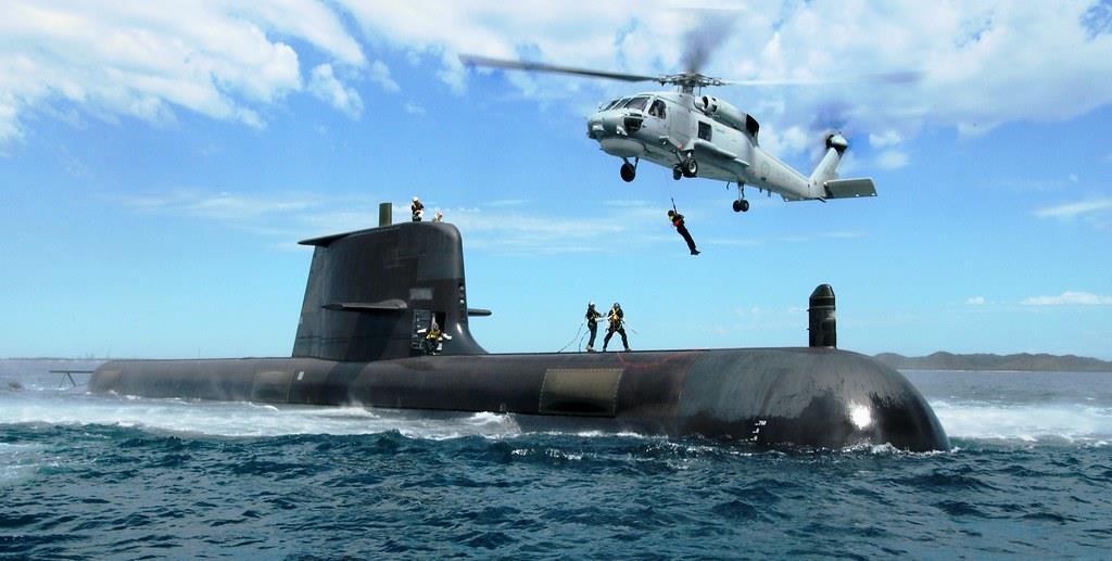 अगले साल पनडुब्बी रोधी हेलीकॉप्टर देगा अमेरिका