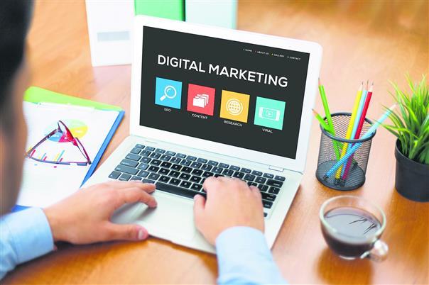 भविष्य का सपना और मार्केटिंग का डिजिटल मंच