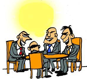 कार्यालय की कार्य-संस्कृति में अफसरी की कसक