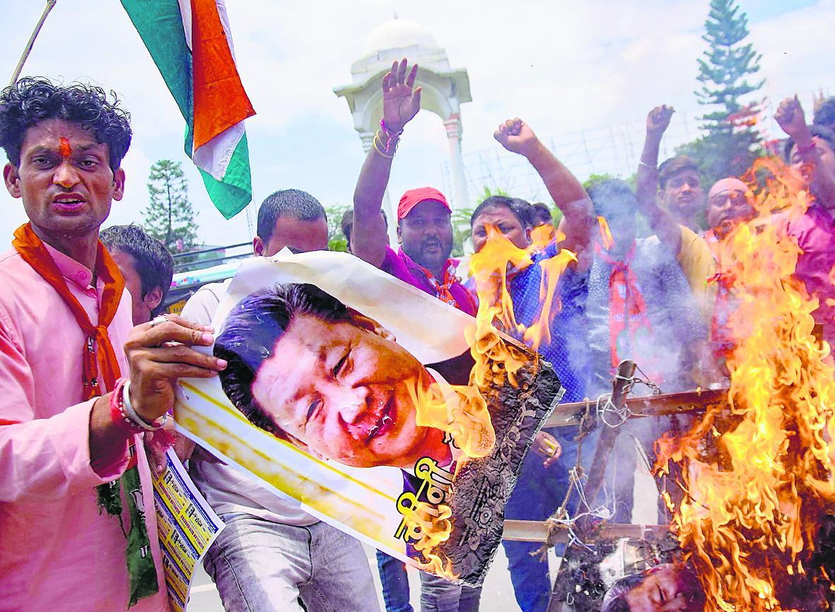 तानाशाही और शोषणमुक्त लोकतंत्र