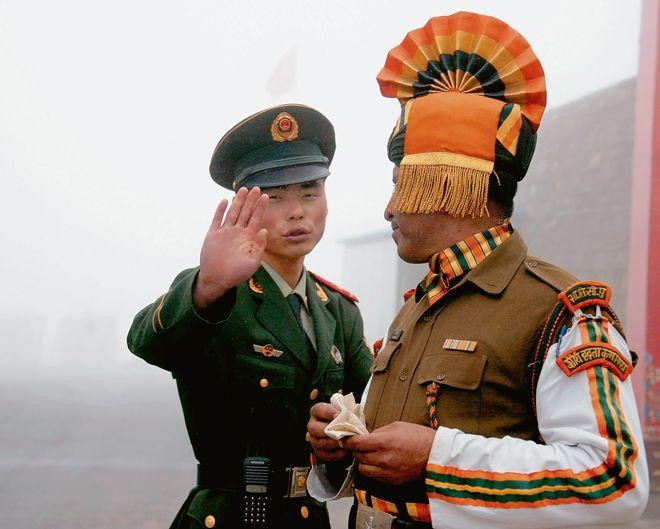 सिक्किम के नाकू ला में भारत और चीन के सैनिकों में हुई 'तनातनी', मामला सुलझाया : सेना