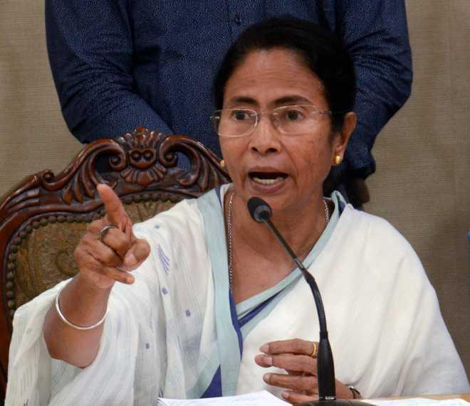 पश्चिम बंगाल : ममता बनर्जी ने किया नंदीग्राम से विधानसभा चुनाव लड़ने का ऐलान!