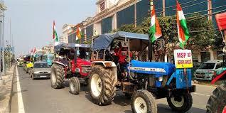 नहीं बनी बात, किसान निकालेंगे ट्रैक्टर रैली