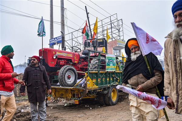 ट्रैक्टर परेड में राजस्थान और पलवल बॉर्डर पर बैठे किसानों की भागीदारी अभी तय नहीं