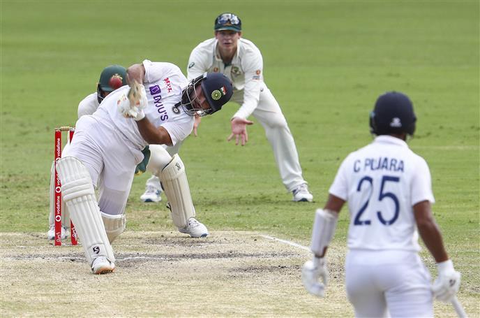 ब्रिसबेन टेस्ट : भारत की आस्ट्रेलिया पर रोमांचक जीत, सीरीज़ जीतकर रच दिया इतिहास!
