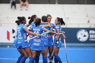 भारतीय जूनियर महिला हॉकी टीम ने आखिरी 9 मिनट में दागे 3 गोल, चिली को 4-2 से पीटा!