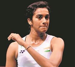 विश्व टूर फाइनल्स : शुरुआती मुकाबले में ताइ से हारी सिंधु