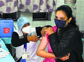 अस्पतालों में कोरोना संक्रमण की संवेदनशीलता