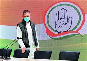 आक्रामक राहुल बदल पायेंगे कांग्रेस की किस्मत