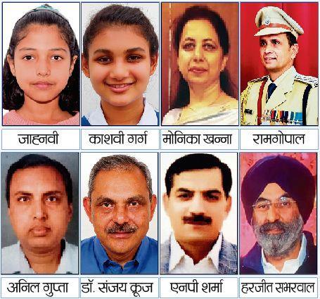 उत्कृष्ट सेवाओं के लिये 24 योद्धा होंगे सम्मानित