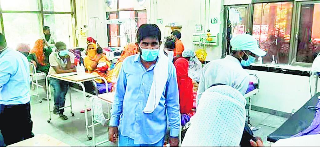हरियाणा के नूहं, मेवात में 3 बच्चों की मौत, डेंगू के 23 नए मरीज