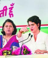 यूपी में 40 फीसदी टिकट महिलाओं को देगी कांग्रेस