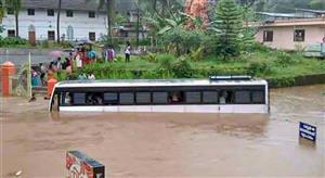केरल में बारिश का तांडव, आज 5 शव मिले, अब तक 11 लोगों की मौत