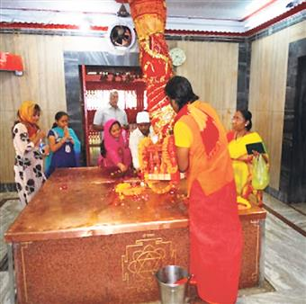 अलोपी देवी, ललिता देवी, कल्याणी देवी