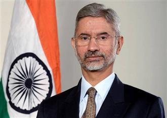 इस्राइल में भारतीय वायुसेना दल से मिले जयशंकर