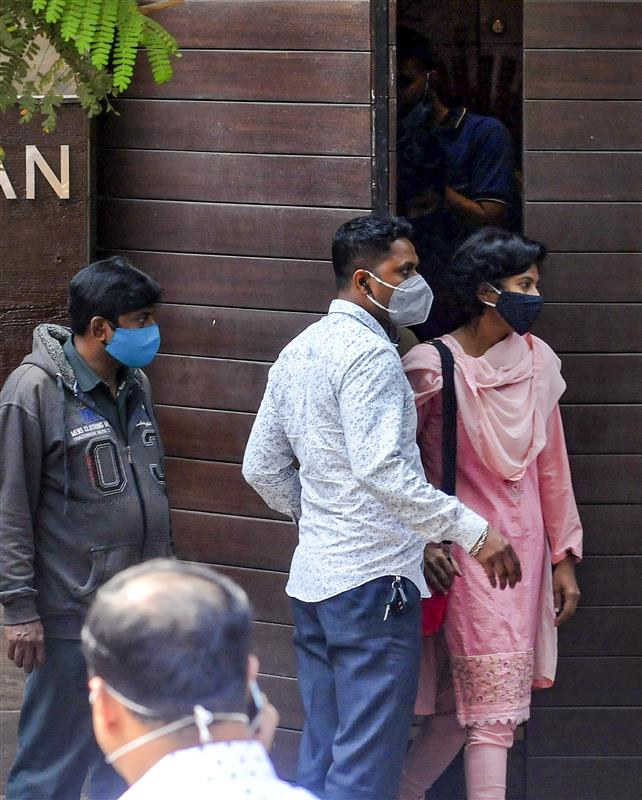 कोयला चोरी मामला : तृणमूल सांसद अभिषेक बनर्जी की पत्नी से पूछताछ के बाद लौटी सीबीआई टीम