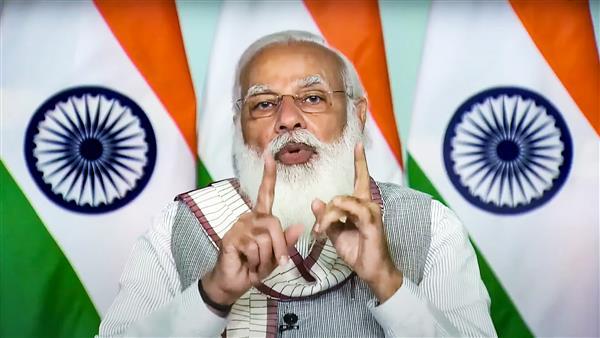 केवल उपचार ही नहीं, बल्कि देश में स्वास्थ्य को बेहतर बनाने पर भी ध्यान : प्रधानमंत्री मोदी
