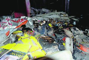 पटाखा फैक्टरी विस्फोट में 3 श्रमिकों की मौत, एक की हालत गंभीर