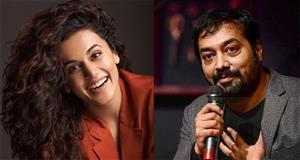 आयकर विभाग ने पुणे के होटल में दर्ज किये फिल्म डायरेक्टर अनुराग कश्यप और अभिनेत्री तापसी पन्नू के बयान, पूछताछ के दौरान रख लिये फोन!