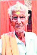 102 की उम्र में दधीचि जैसा ऋषिकर्म
