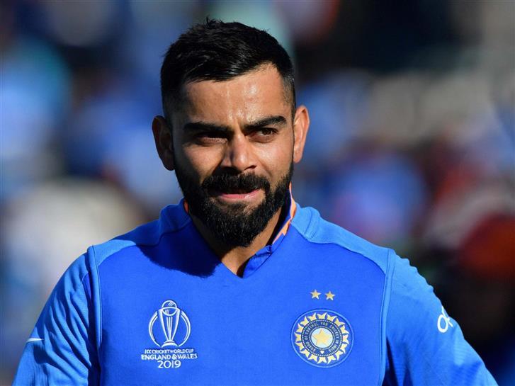 3 साल बाद आईसीसी वनडे रैंकिंग में नंबर वन से फिसले कोहली