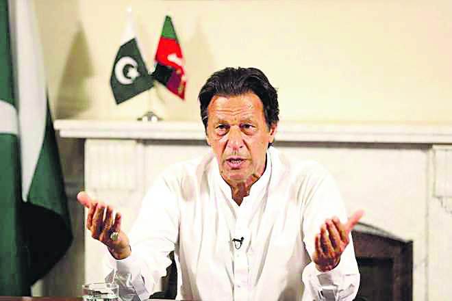 इमरान के नये पाकिस्तान में हरकतें पुरानी