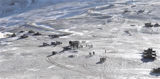 चीन-भारत सीमा पर कुछ सैनिकों को हटाए जाने के बावजूद तनाव बरकरार : अमेरिकी खुफिया रिपोर्ट