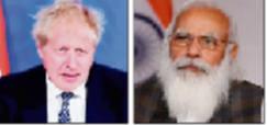 भारत, ब्रिटेन में एक अरब पौंड का व्यापार समझौता