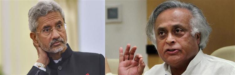 जयशंकर और जयराम में चले शब्दबाण