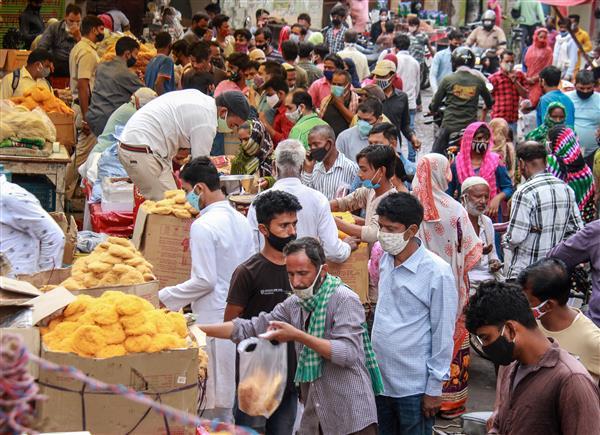 भारत में कोरोना के हालात बहुत चिंताजनक : डब्ल्यूएचओ प्रमुख
