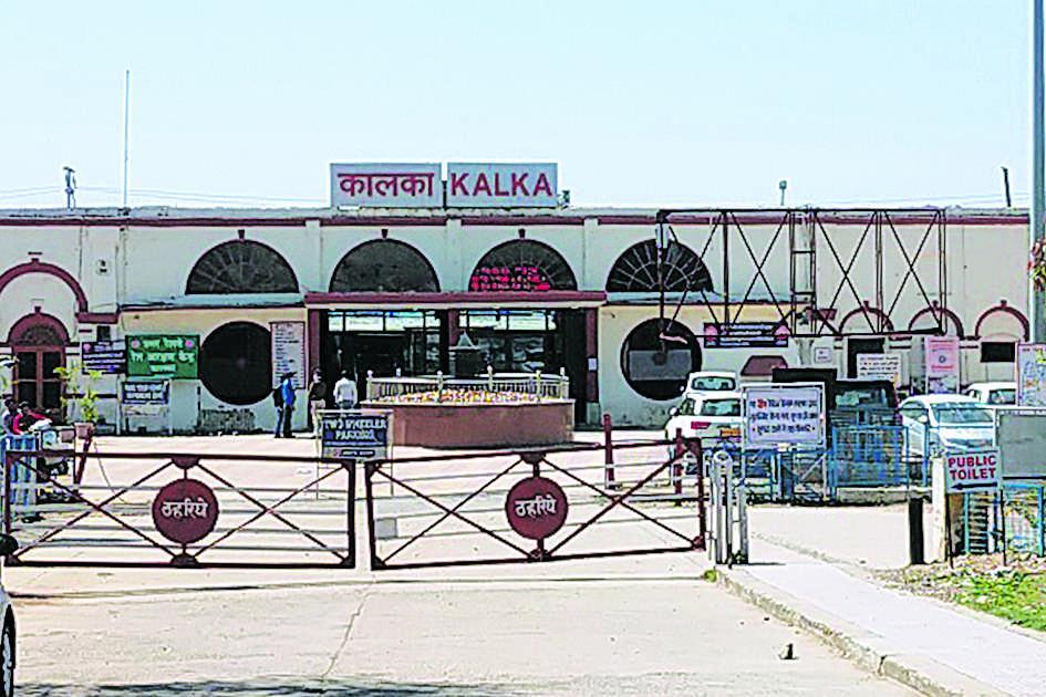 कालका से शिमला, दिल्ली की सभी ट्रेनें 10 मई तक रद्द