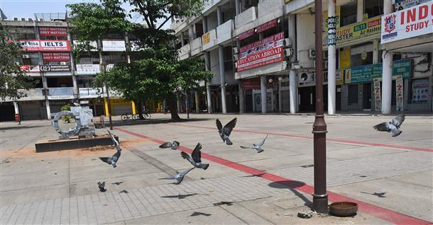 चंडीगढ़ में वीकेंड कर्फ्यू आज से