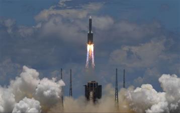 चीन का अंतरिक्ष यान पहला रोवर लेकर मंगल ग्रह पर उतरा