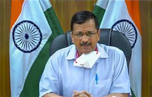 दिल्ली में 24 घंटे में संक्रमण दर घटकर 11 % हुई : केजरीवाल