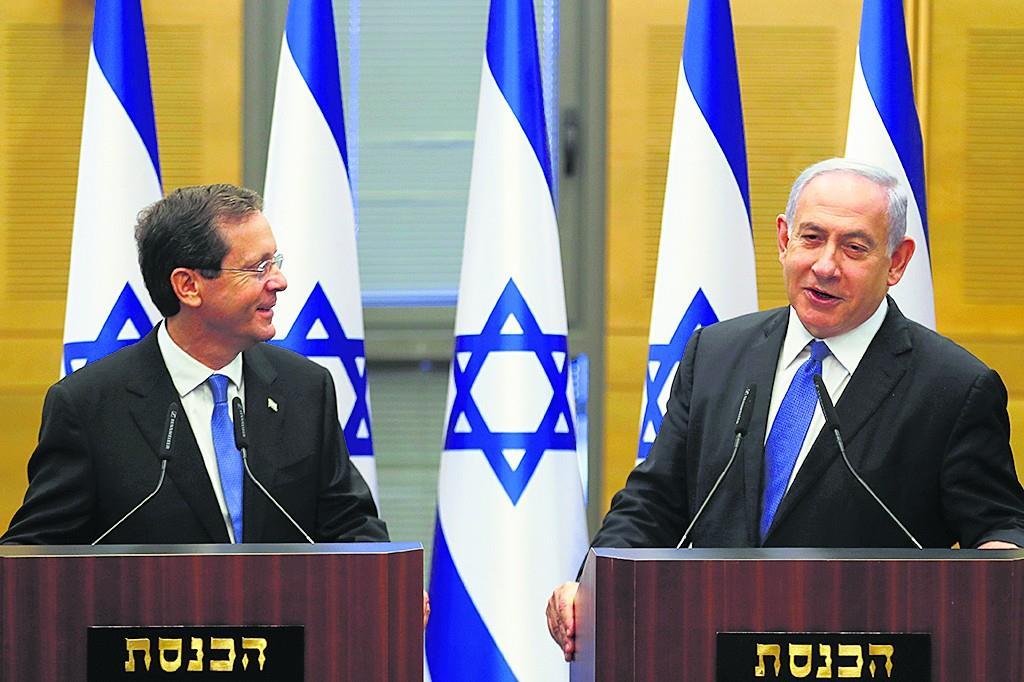 इस्राइल में अब उदारवादियों की सरकार