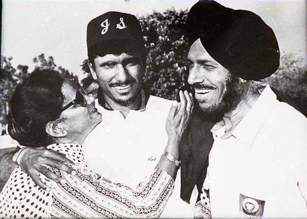 जीव ने मिल्खा सिंह को याद करते हुए कहा...पापा मेरे सबसे अच्छे मित्र और मार्गदर्शक!