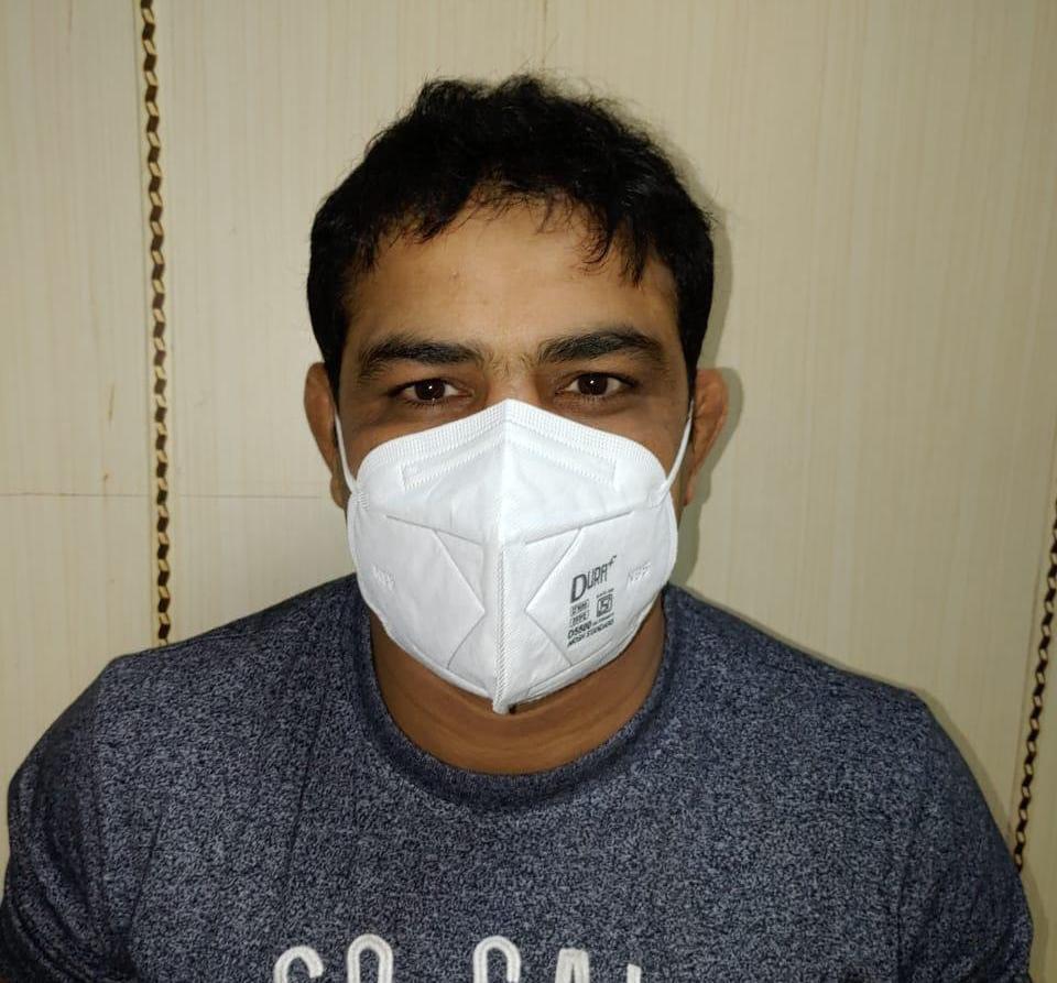 सुशील कुमार की न्यायिक हिरासत 25 जून तक बढ़ी
