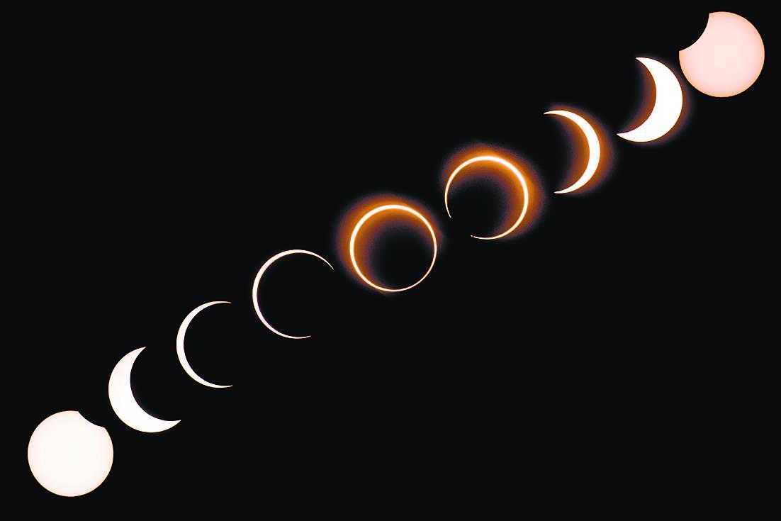 साल का पहला सूर्य ग्रहण कल, भारत में दो ही जगह दिखेगा
