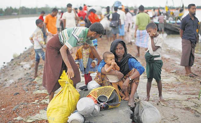 म्यांमार से भारत और थाईलैंड लगभग 10 हजार शरणार्थी गये : बर्गनर