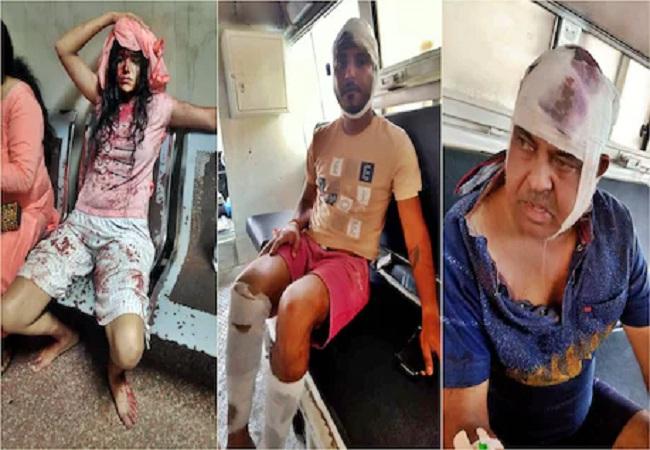 हमीरपुर : लव मैरिज पर भड़के लड़की वाले, आधी रात को लड़के के घर पर बोला धावा; दूल्हे समेत 2 लोग गंभीर घायल, टांडा रैफर!