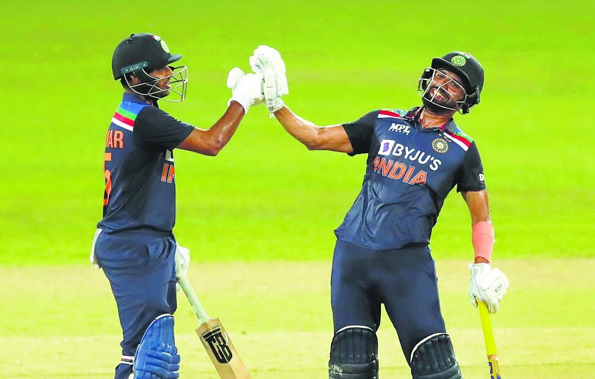'टीम इंडिया' ने चैंपियन की तरह दिया जवाब : द्रविड़