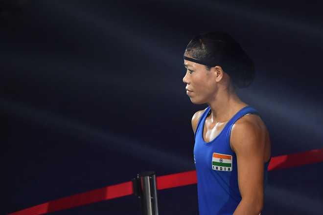 ओलंपिक मुक्केबाजी में भारत को बड़ा झटका, शानदार प्रदर्शन के बावजूद मैरिकाम हारीं