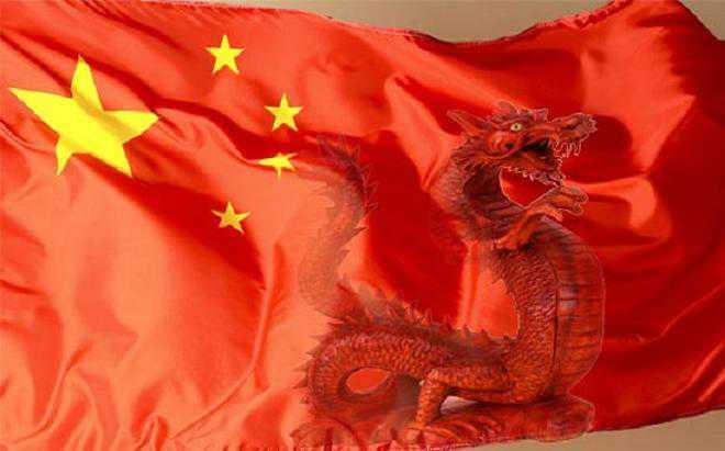 चीन के कार्यक्रम में वाम दल, उठा विवाद