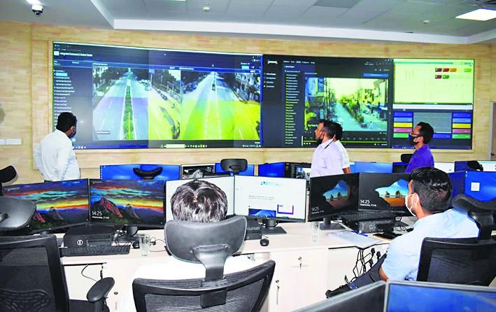करनाल में 500 कैमरों से ट्रैफिक पर रखेंगे नजर