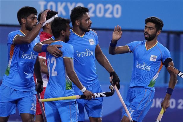 हाकी : क्वार्टर फाइनल से पहले पूल मैच में भारत ने जापान को 5-3 से पीटा