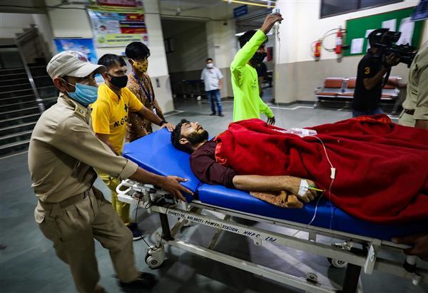 जम्मू-कश्मीर त्रासदी : लापता 20 लोगों की तलाश के लिये अभियान जारी